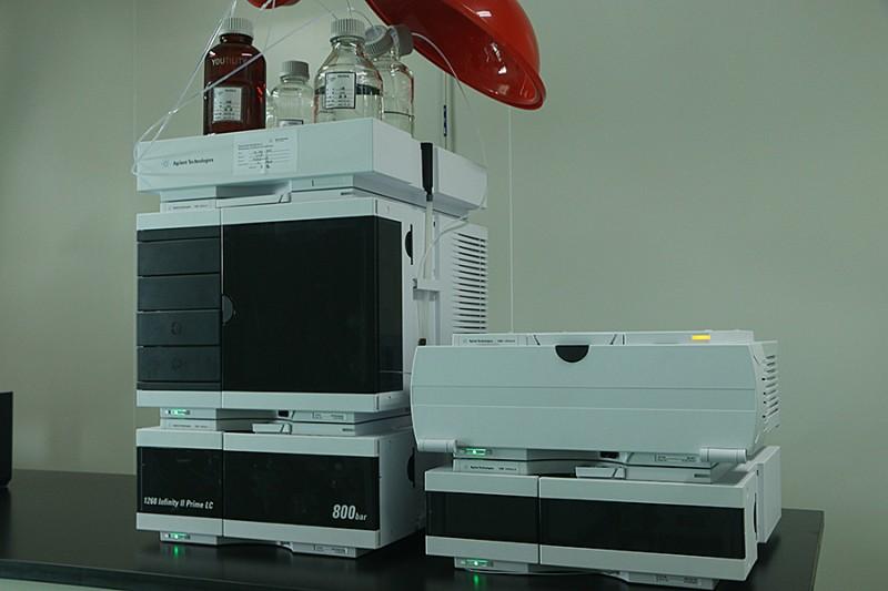 成都润馨堂药业检测中心-质谱联用仪